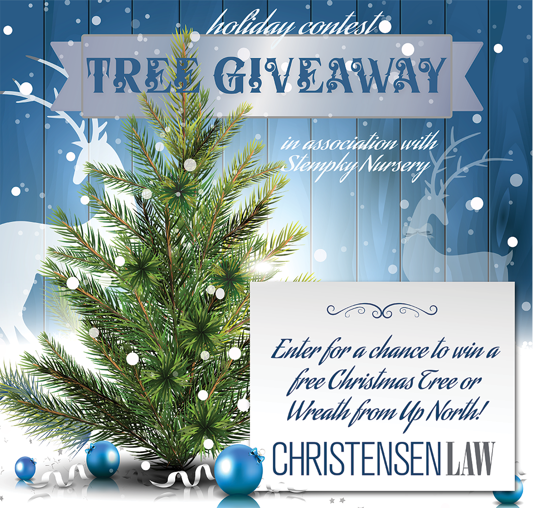 Holiday Tree Giveaway